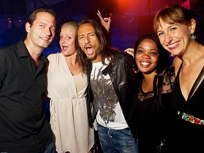 NOH Dance Musical Theatre Ibiza Party people Bob Sinclar